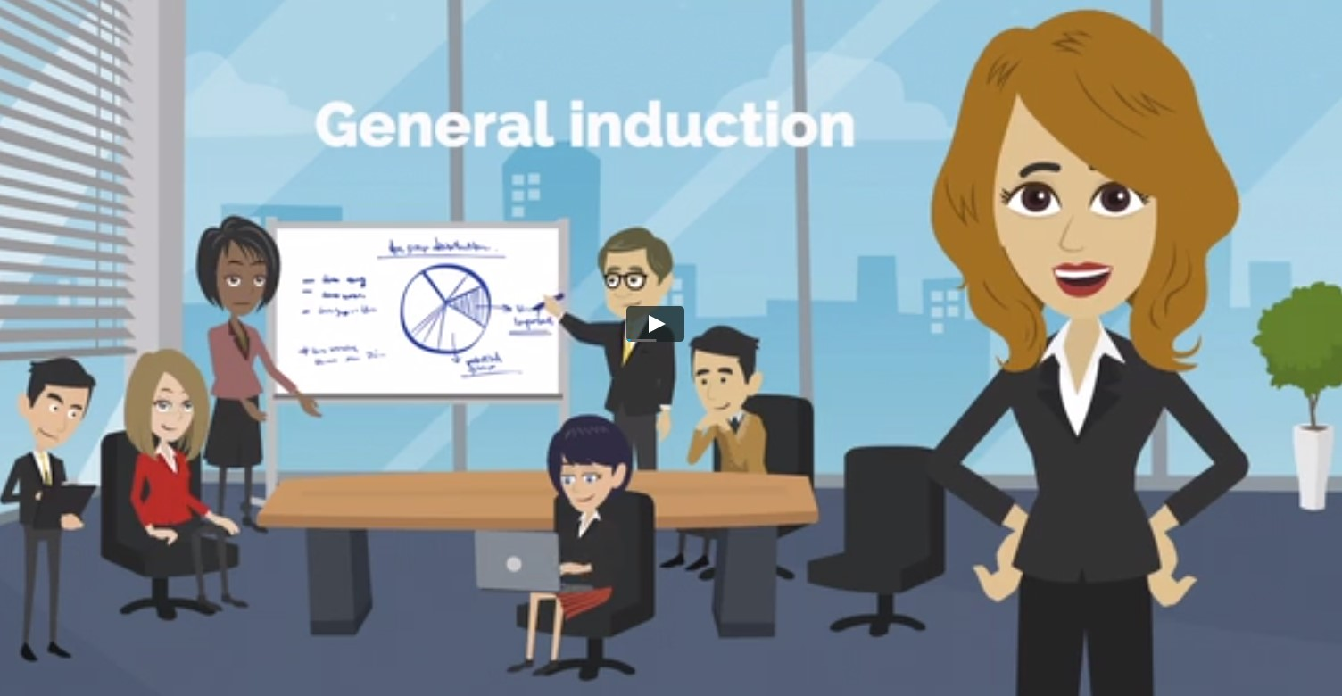 Completing inductions while employees are off site or in isolation.